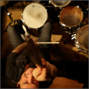 Pierre Pineault : Drums, percussion, sequencing and back vocals | A L I F E - Creative Music Projects