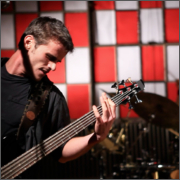 Randy McCone : Bass and back vocals | A L I F E - Creative Music Projects